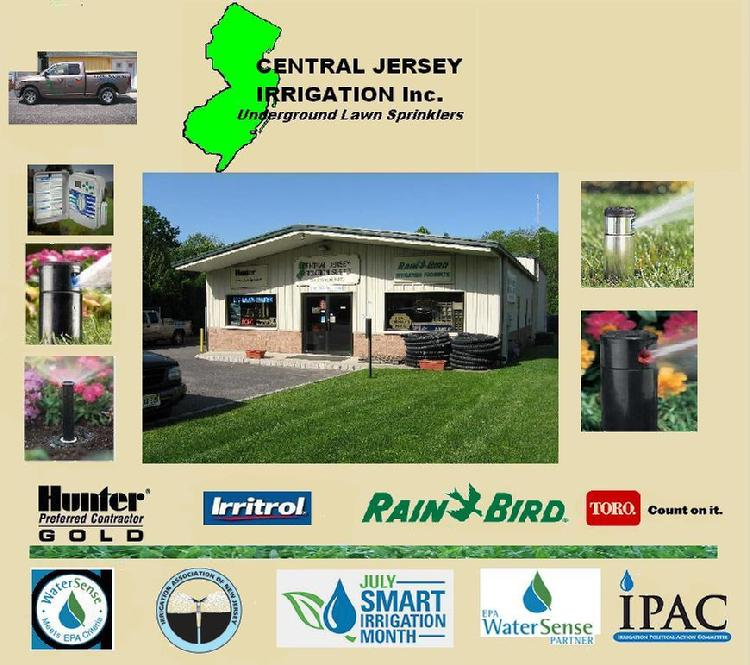 Lawn Sprinkler Installer In New Jersey Service Parts